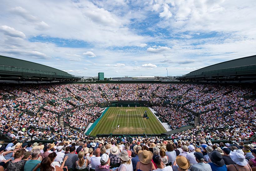 CSM - Tennis - Wimbledon 2021 - Debenture Tickets