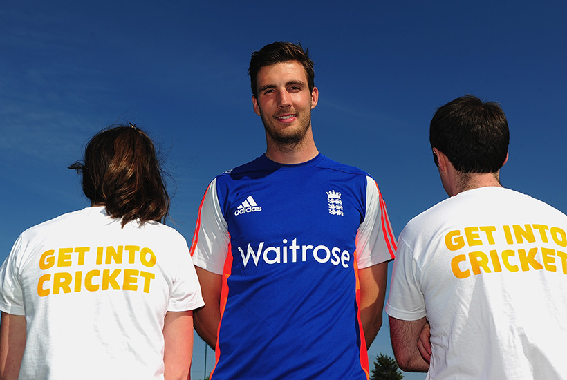 ECB Season Launch - Club Day with Waitrose