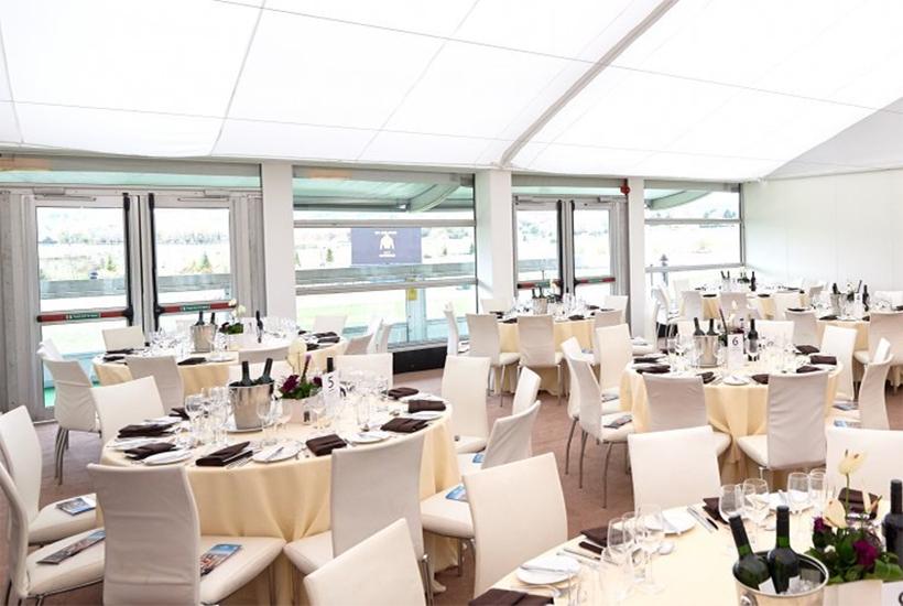 Horseracing - Cheltenham Festival 2022 - Long Run Balcony Boxes