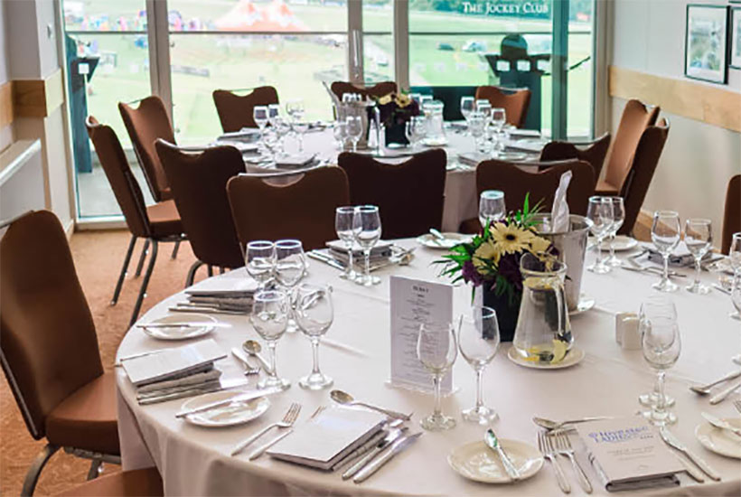 Horse racing - Epsom Derby 2020 - Duchess's Stand Private Boxes