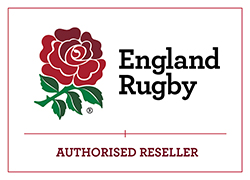England Rugby Authorised Reseller Logo