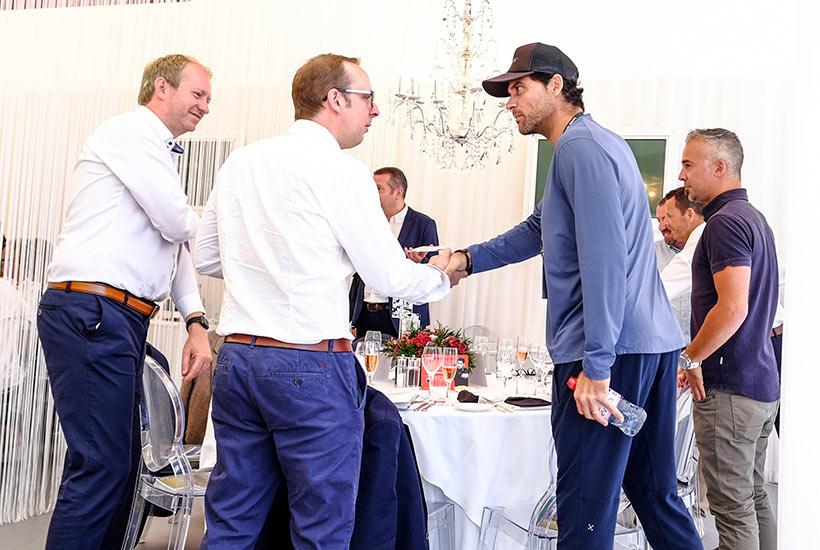 CSM - Tennis - Wimbledon 2022 - Players' Tables