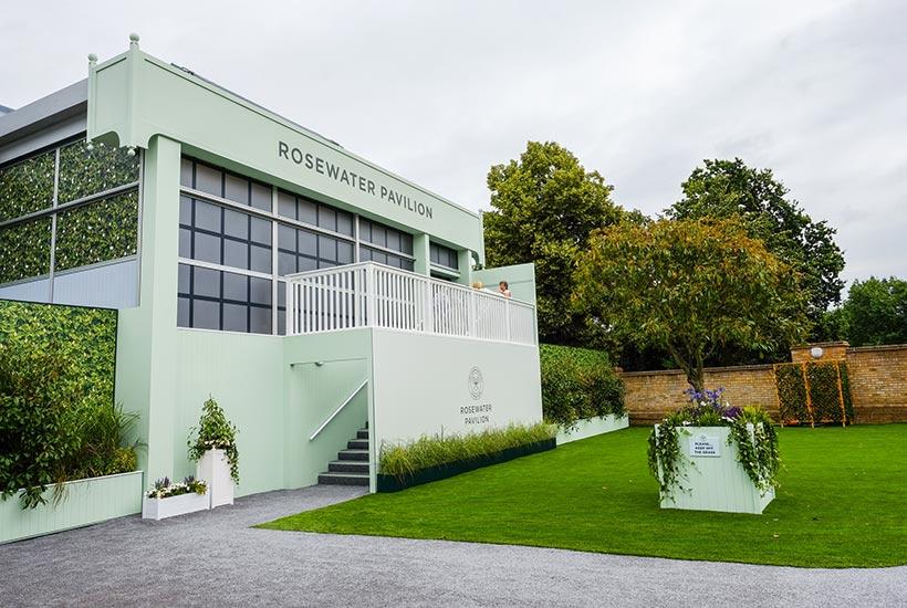 CSM - Tennis - Wimbledon 2020 - Rosewater Pavilion
