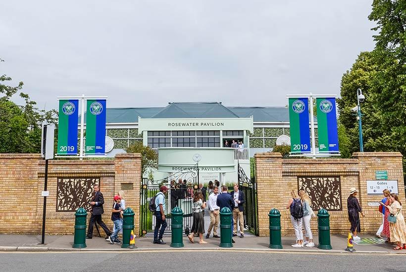 CSM - Tennis - Wimbledon 2020 - Rosewater Pavilion Private Dining