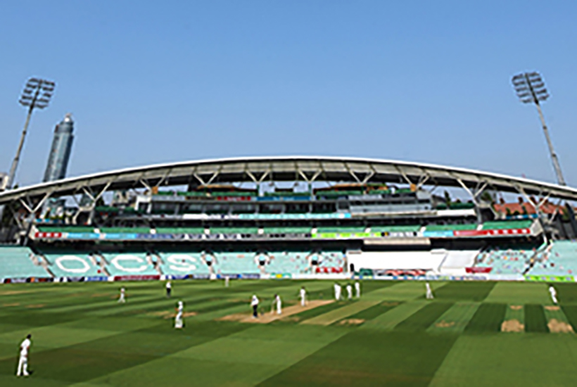 Cricket - LV County Championship - Division One - Surrey v Nottinghamshire - The Kia Oval