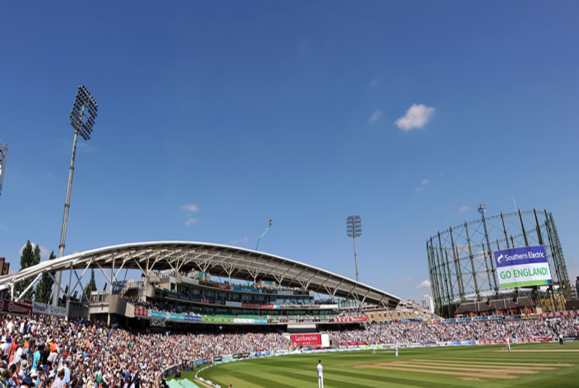 Cricket - The KIA Oval - Test Match Cricket 2021 - Executive Boxes
