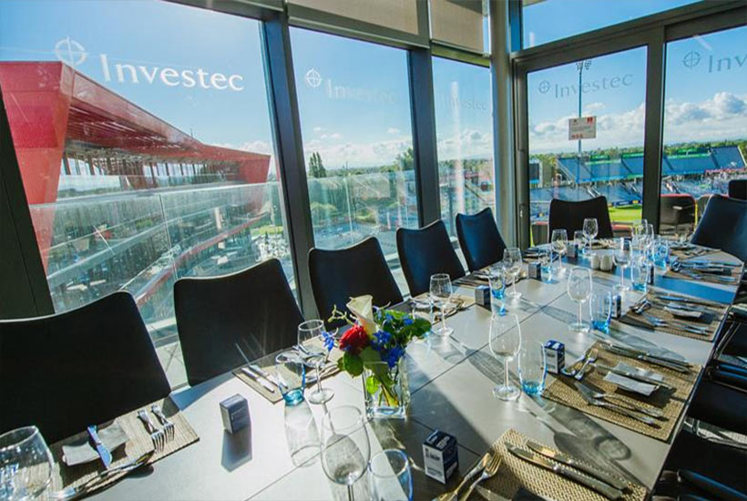 CSM - Cricket - Emirates Old Trafford - Test Match - Executive Suite