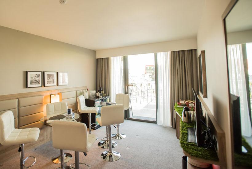 CSM - Cricket - Emirates Old Trafford - England v Pakistan - Vitality IT20 2021 - Hilton Garden Inn Hotel Suites