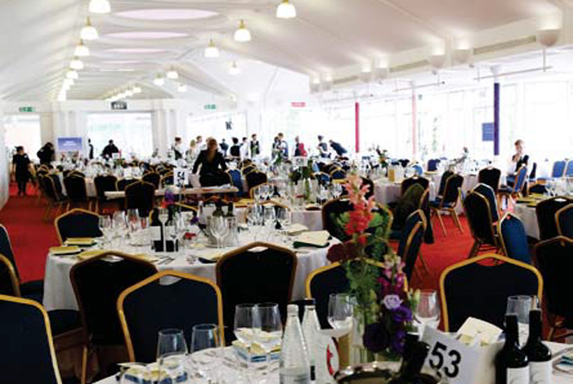 Horse racing - Royal Ascot 2021 - Pavilion Restaurant