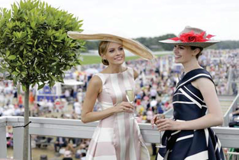 Horse racing - Royal Ascot 2021 - The Gallery