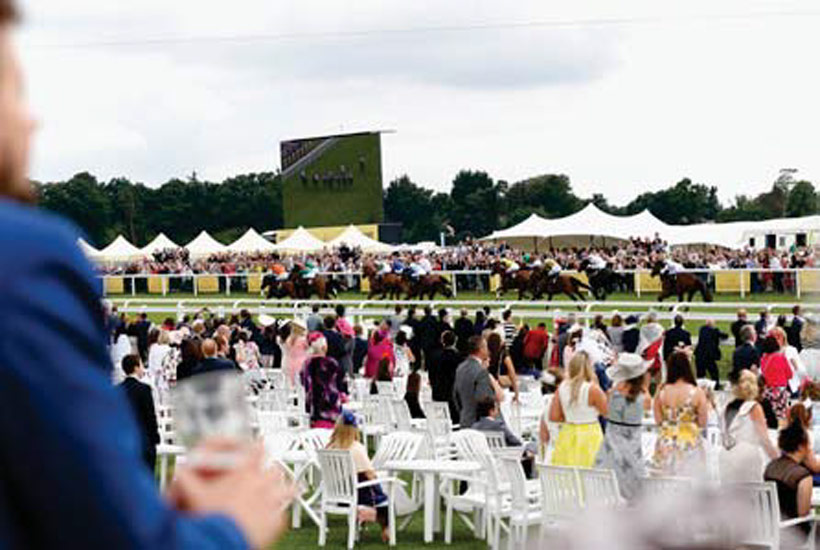 Horse racing - Royal Ascot 2021 - The Lawn Club