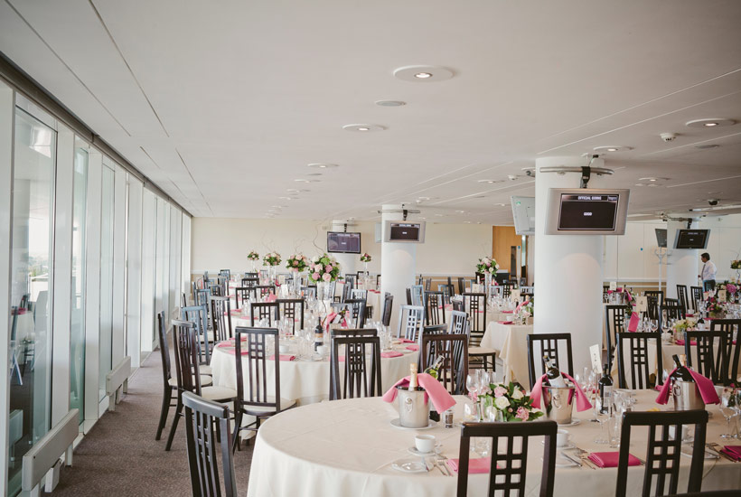 Horse racing - Epsom Derby 2020 - Derby Suite