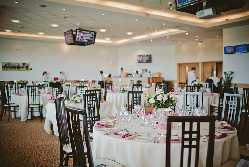 Horse racing - Epsom Derby 2021- Downs View Suite