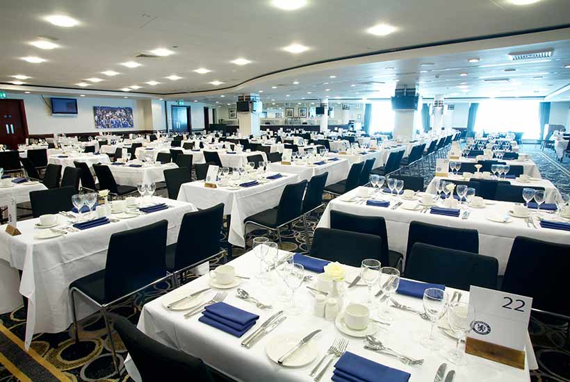 Football - Chelsea 2020 - The Harris Suite