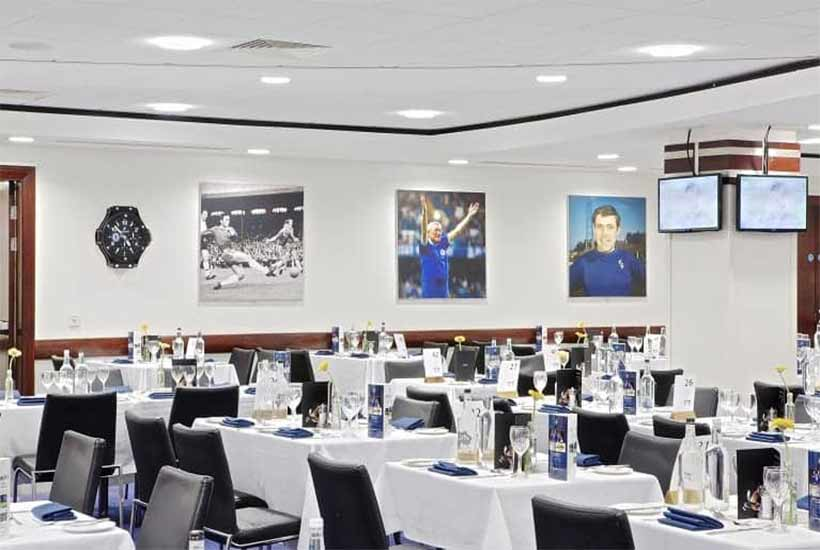 Football - Chelsea 2020 - The Tambling Suite