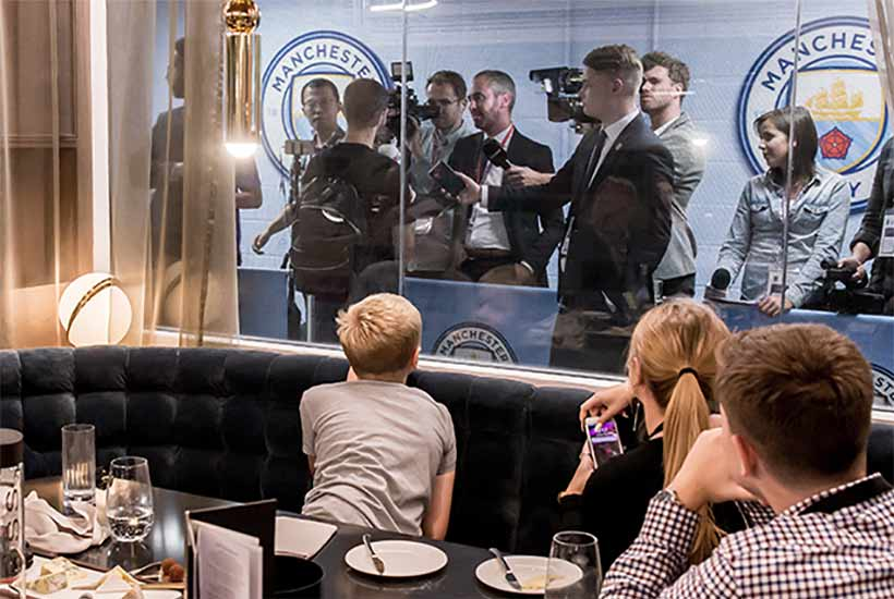 Football - Manchester City 2020 - The Tunnel Club Premier