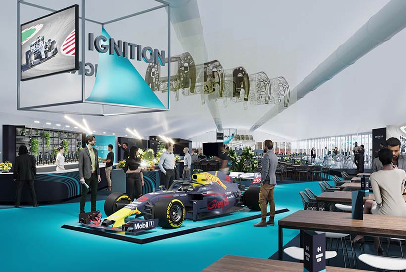 Motoracing - Formula 1 British Grand Prix 2021 - Ignition Club