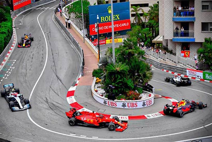 Motoracing - Monaco Grand Prix 2021 - Harbour Club - The Fairmont