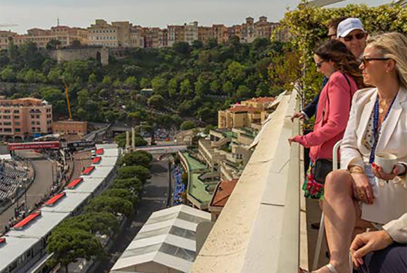 Motoracing - Monaco Grand Prix 2021 - Harbour Club - Shangri La