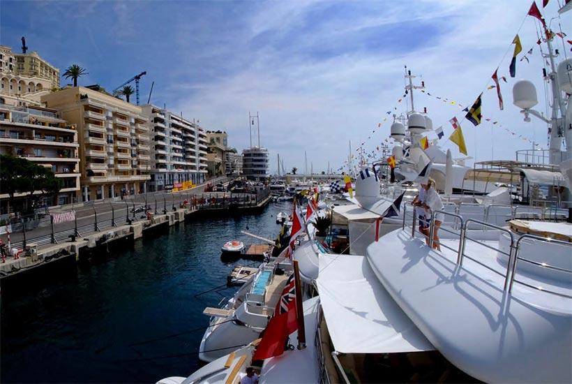Motoracing - Monaco Grand Prix 2021 - Harbour Club - Yacht Hospitality
