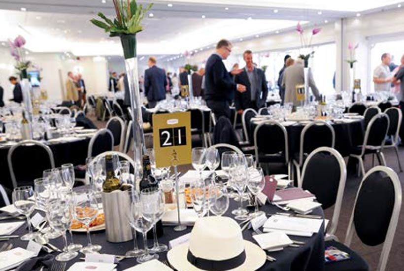 CSM - Cricket - Trent Bridge - England v India - Test Match - Derek Randall Suite