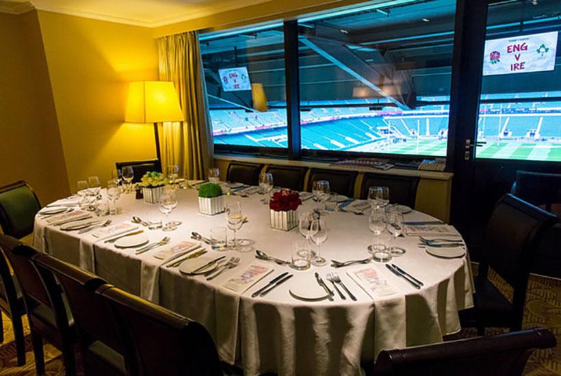 Rugby - Twickenham Stadium - Guinness 6 Nations 2022 - Marriott Suites
