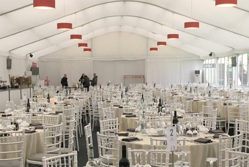 Horseracing - Cheltenham Festival 2022 - Platinum Suite Marquee